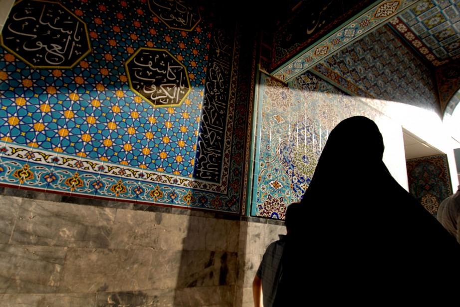 En Arabie saoudite, la loi oblige les femmes... (PHOTO ARCHIVES BLOOMBERG)