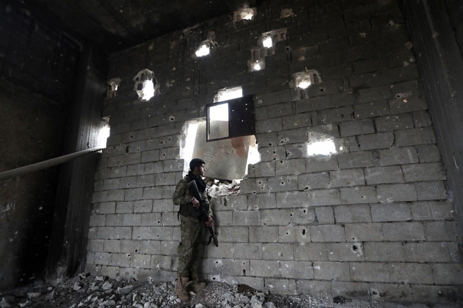 Israël a effectué plusieurs raids aériens en Syrie.... (REUTERS)