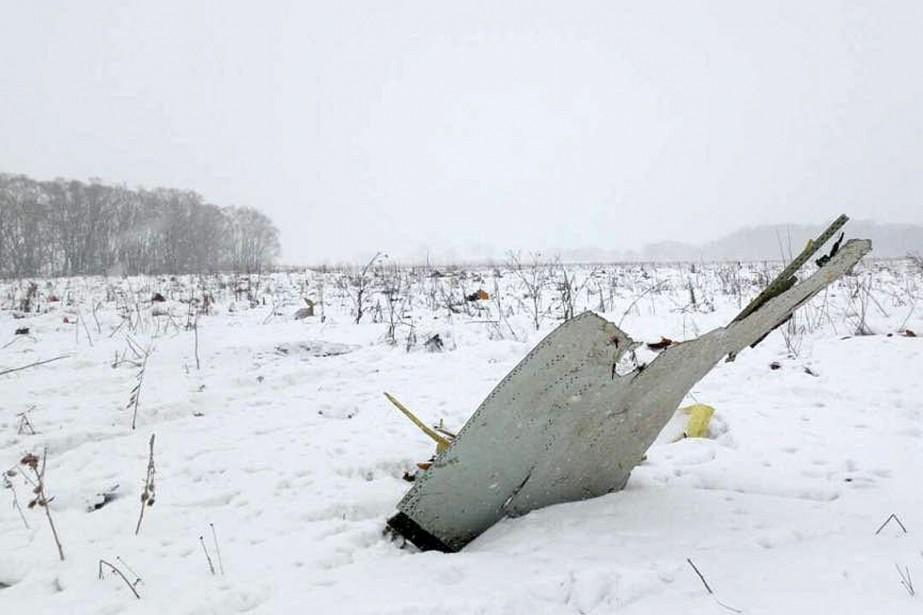 L'appareil de la compagnie Saratov Airlines a disparu... (PHOTO REUTERS)