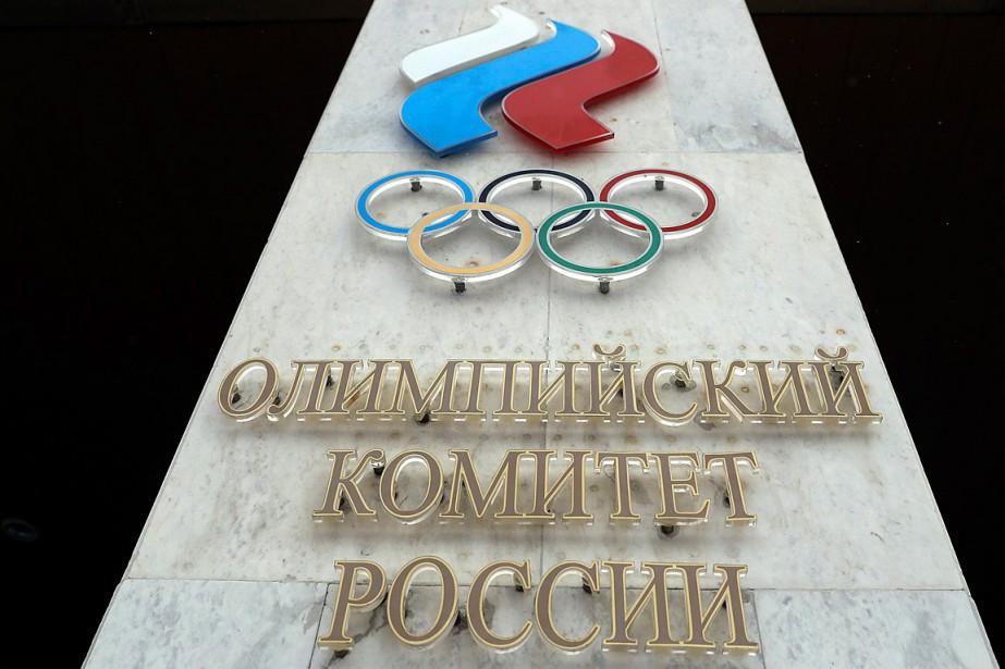 Après la suspension du Comité olympique russe, décidée... (PHOTO PAVEL GOLOVKIN, ARCHIVES ASSOCIATED PRESS)