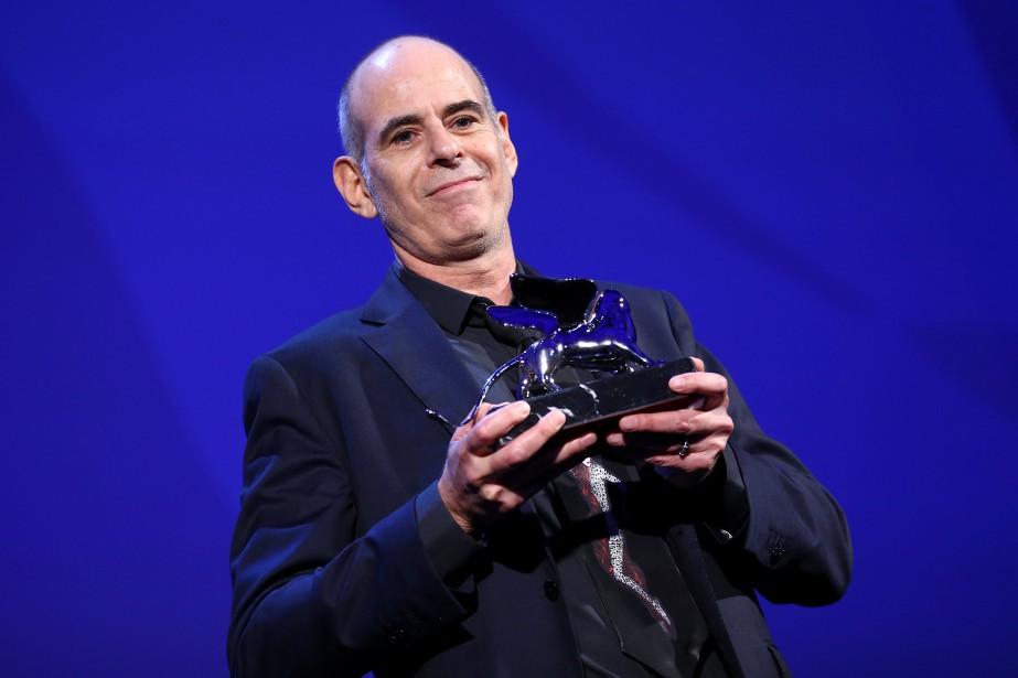 Le réalisateur Samuel Maoz a été récompensé duGrand... (PHOTO REUTERS)
