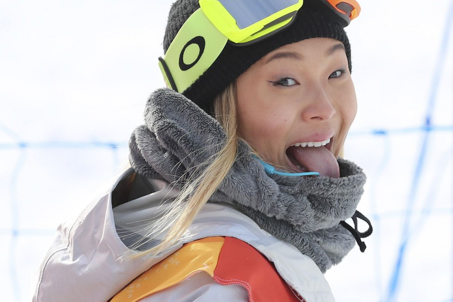 Chloe Kim, qui est la favorite pour remporter... (Photo Mike Blake, Reuters)