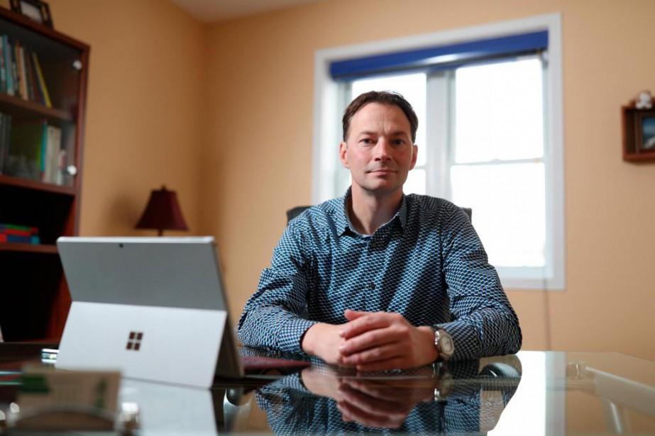 Bernard Fortier,PDG de Tetra Bio-Pharma... (Photo Martin Chamberland, La Presse)