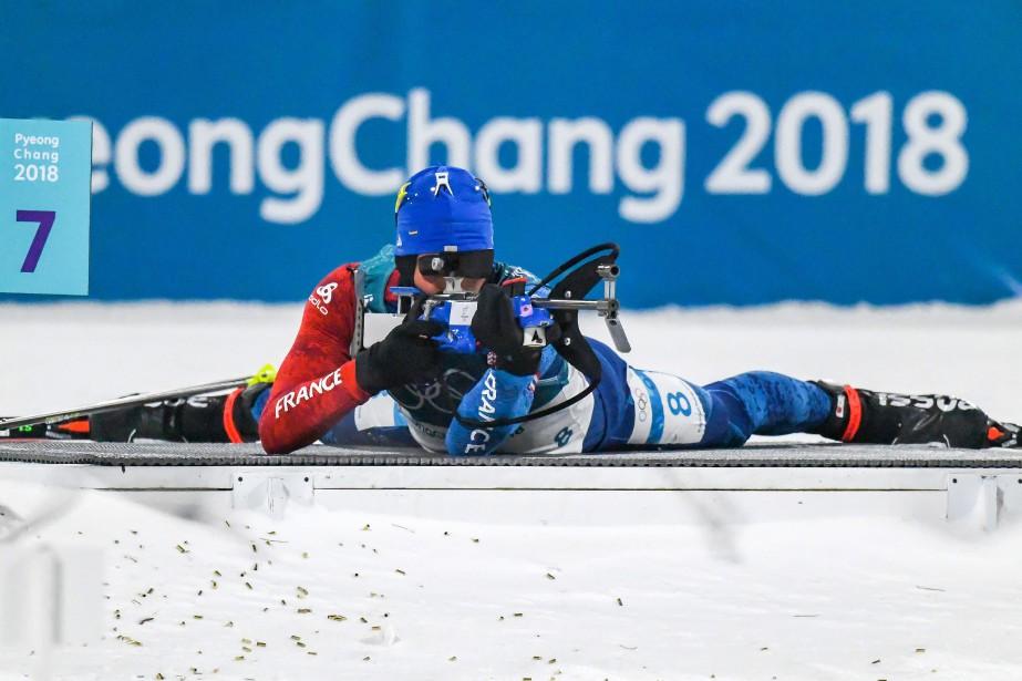 Martin Fourcade (photo) est entré dans les annales... (Photo François-Xavier Marit, Agence France-Presse)