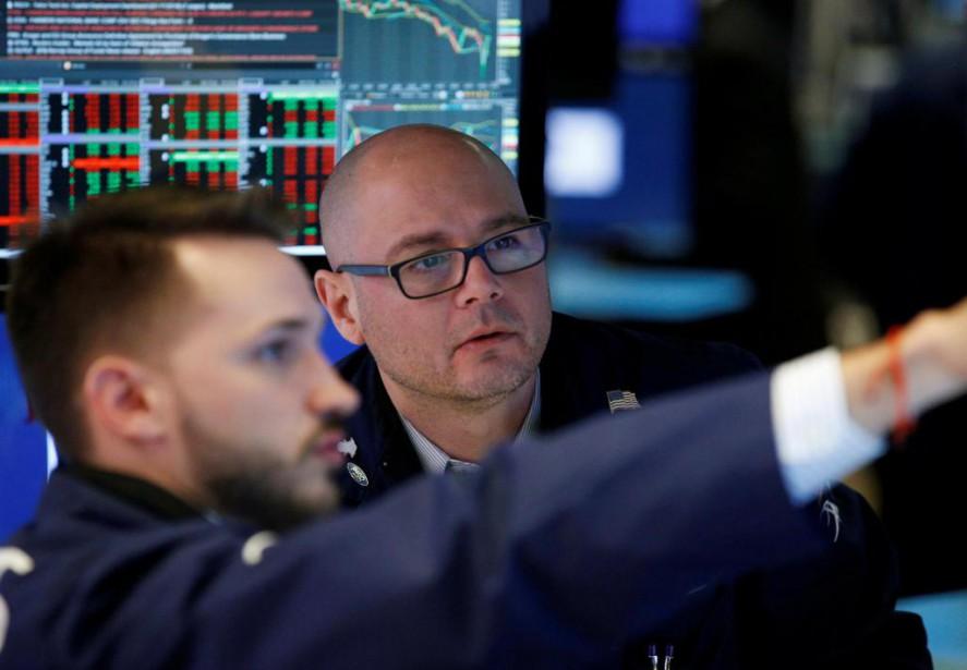 Les actions en Bourse procureront encore cette année... (Photo Reuters)
