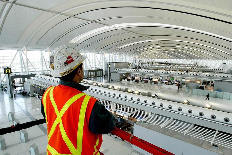 L'approbation du gouvernement canadien est la dernière grande... (PHOTO TOBIN GRIMSHAW, ARCHIVES LA PRESSE CANADIENNE)