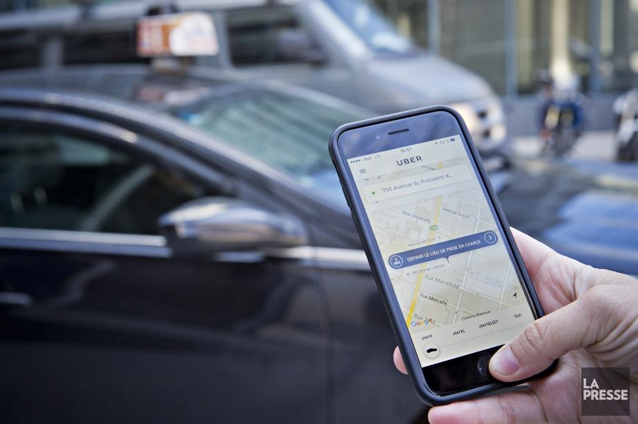Les chauffeurs de taxin'ont pas vraiment confiance au... (PHOTO DAVID BOILY, ARCHIVES LA PRESSE)