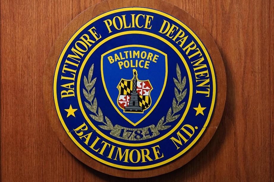 Un tribunal de Baltimore a reconnu lundi deux policiers coupables... (PHOTO AFP)