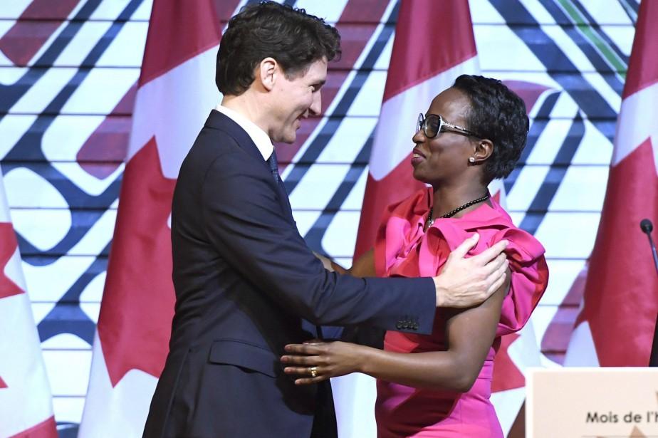 Justin Trudeaua affirmé que son gouvernement était engagé... (Photo La Presse canadienne)