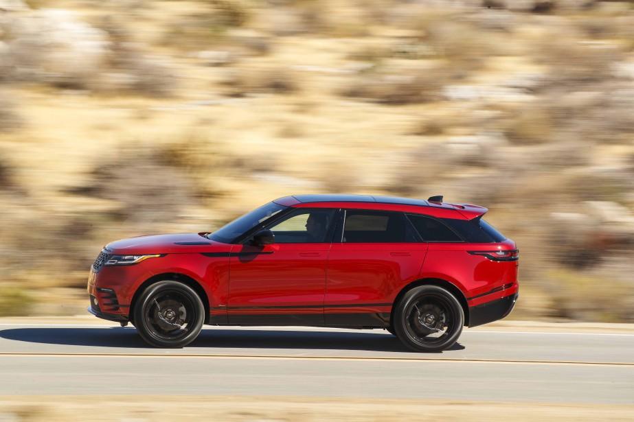 Le comportement routier est solide, agréable, mais sur le plan dynamique, les Macan, Stelvio, voire Levante (Maserati) font mieux. (La Presse)