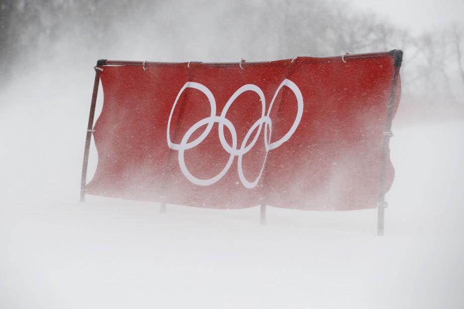 Une autre soirée sans ski alpin aux Jeux... (Photo Christian Hartmann, REUTERS)