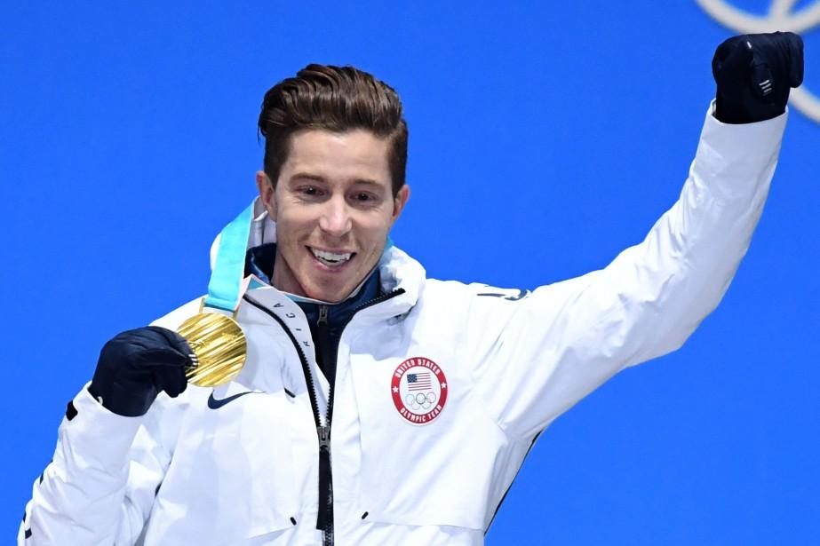 «Je suis ici pour parler des Olympiques, pas... (Photo François-Xavier Marit, Agence France-Presse)
