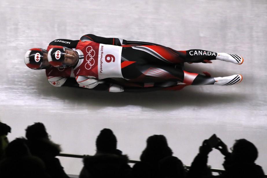 Tristan Walker et Justin Snith étaient quatrièmes après... (Photo Arnd Wiegmann, Reuters)
