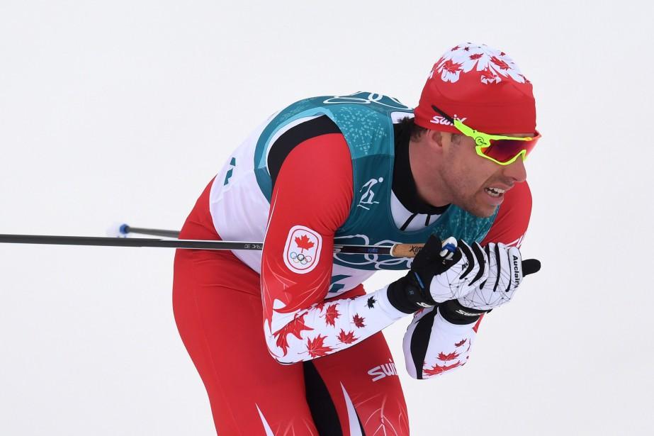 Alex Harvey avait reconnu avoir manqué de carburant... (Photo Christof Stache, Agence France-Presse)