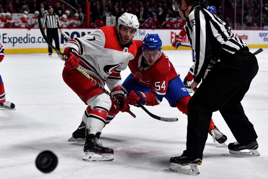 Avant les matchs d'hier soir, le Canadien arrivait... (PhotoEric Bolte, archives USA TODAY Sports)