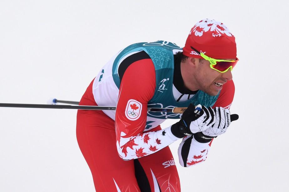 Alex Harvey... (Photo Christoh Stache, AFP)