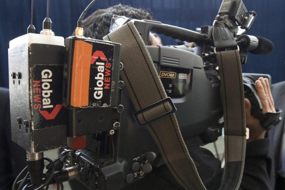 Corus détient des stations de radio ainsi que... (Photo Adrian Wyld, archives La Presse canadienne)