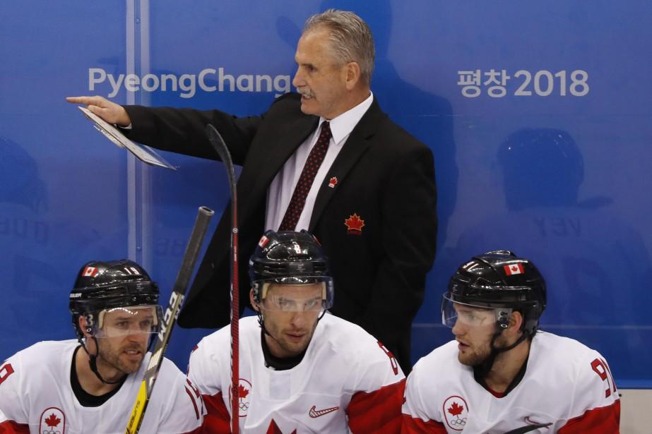 Le Canada a entrepris son tournoi olympique aux... (Photo Grigory Dukor, Reuters)