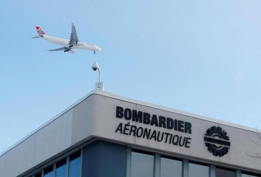 L'action de Bombardier a clôturé la séance de... (Photo Christinne Muschi, Archives Reuters)