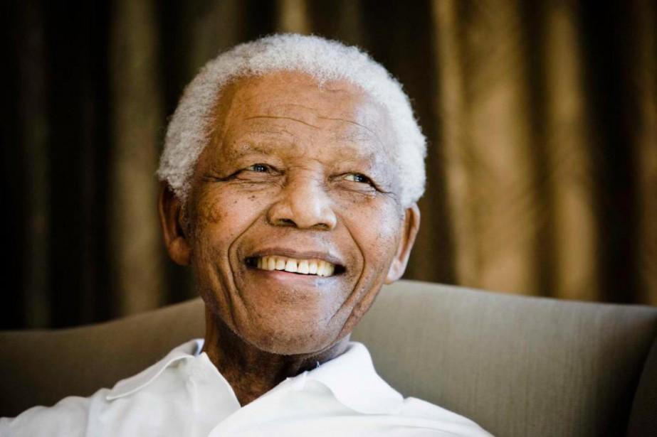 Nelson Mandela... (PHOTO THEANA CALITZ, ARCHIVES THE NEW YORK TIMES)