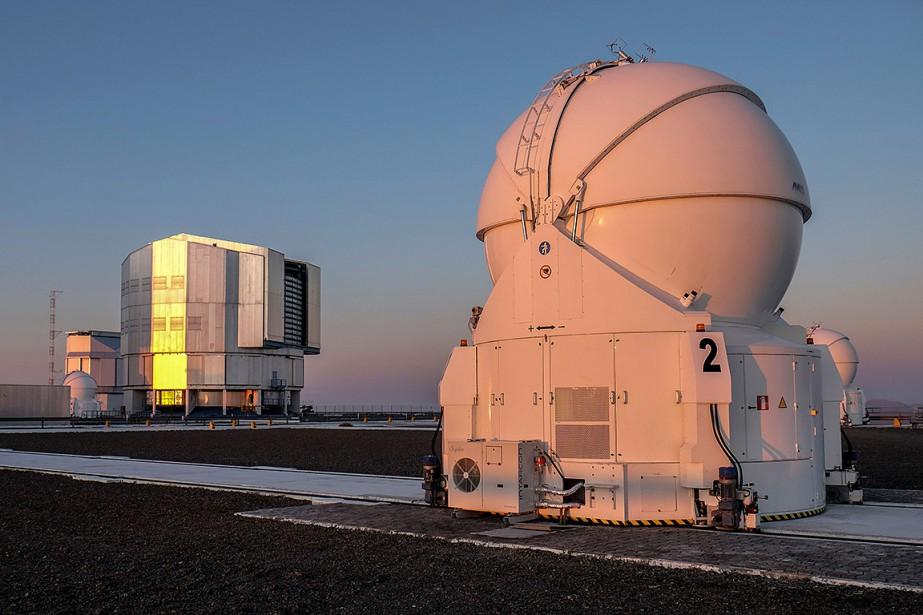 Les plus importants télescopes au monde s'y sont... (Miguel SANCHEZ, archives AFP)