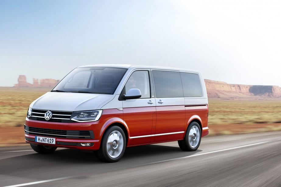 Volkswagen est aussi soupçonné d'avoir manipulé les émissions de polluants du fourgon T6, affirme <em>Der Spiegel</em>. ()