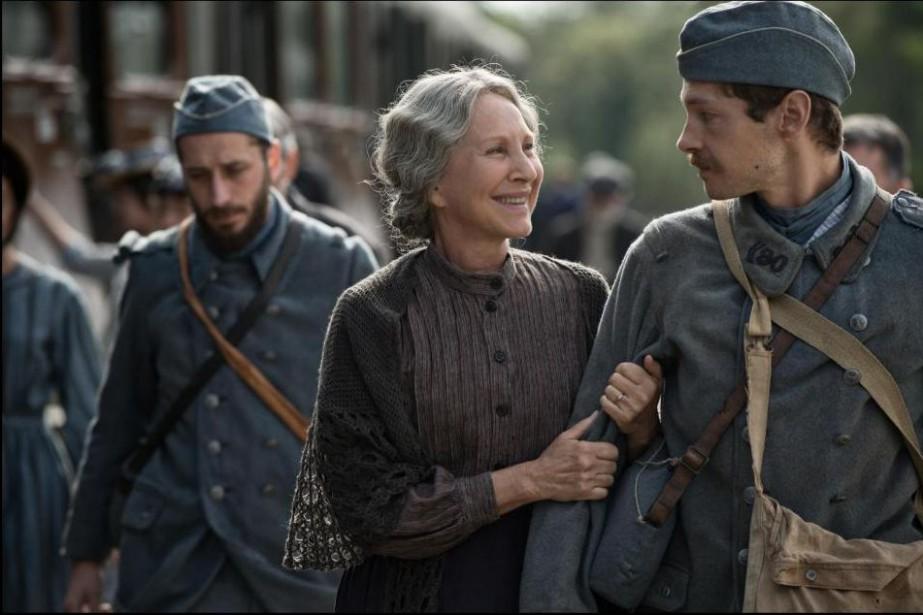 Nathalie Baye dans Les gardiennes, un film de... (Photofournie par MK2 | Mile End)