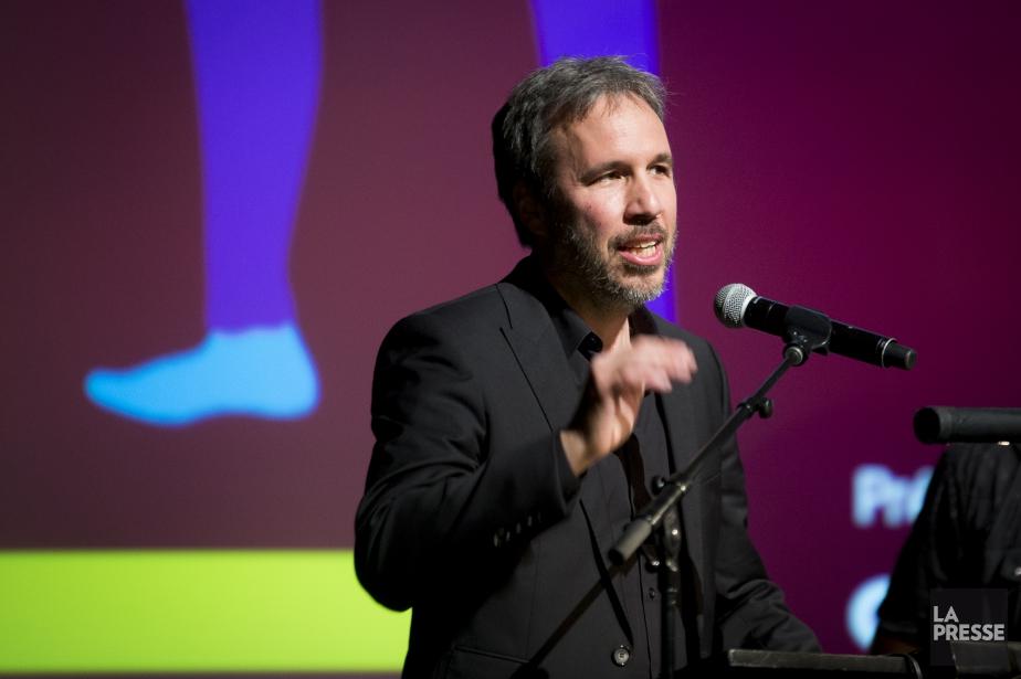 Le réalisateur Denis Villeneuve... (Photo Olivier Pontbriand, La Presse)