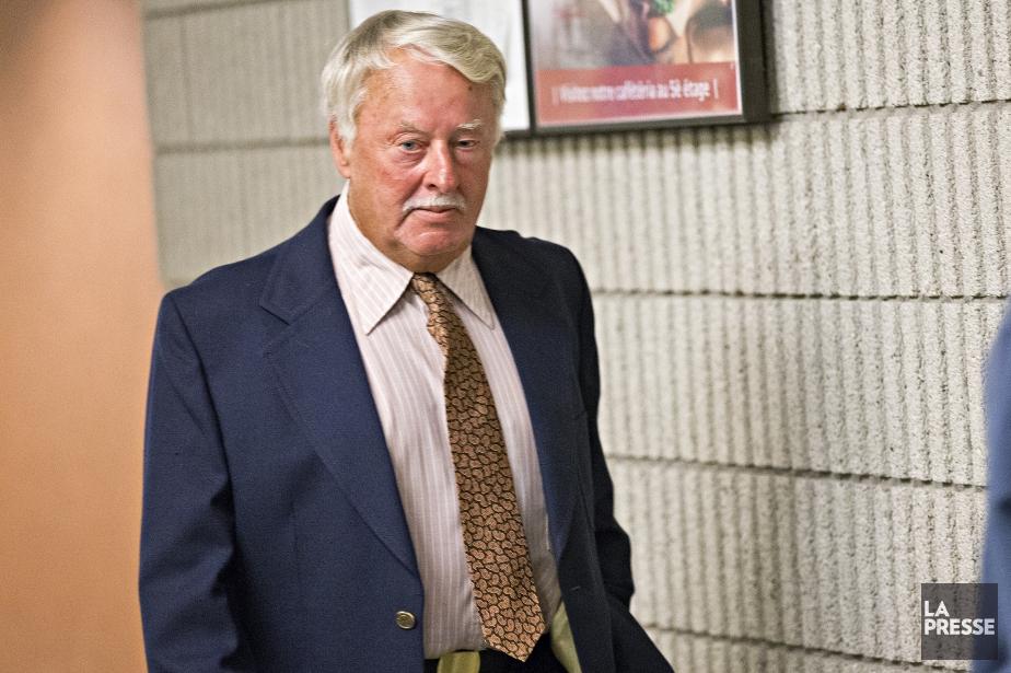 Delbert William Meister, un ex-employé de la Garde... (Photo Patrick Sanfaçon, archives La Presse)