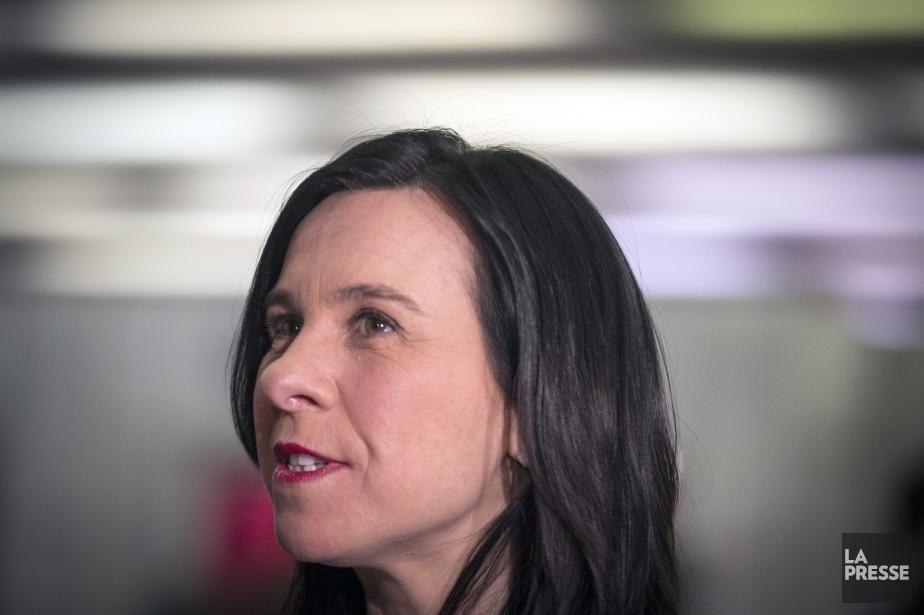 La mairesse de Montréal Valérie Plante... (PHOTO OLIVIER JEAN, ARCHIVES LA PRESSE)