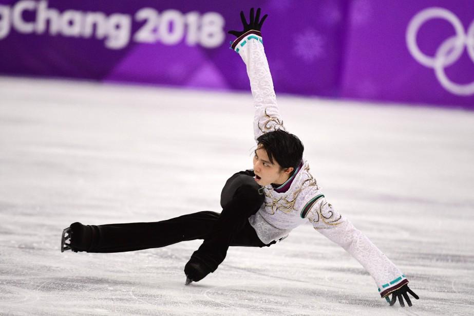 Yuzuru Hanyu... (AFP)