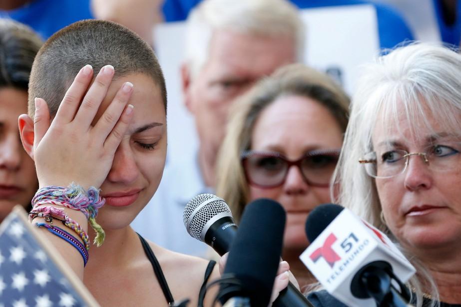 «Si le président était devant moi et me... (Photo RHONA WISE, AFP)