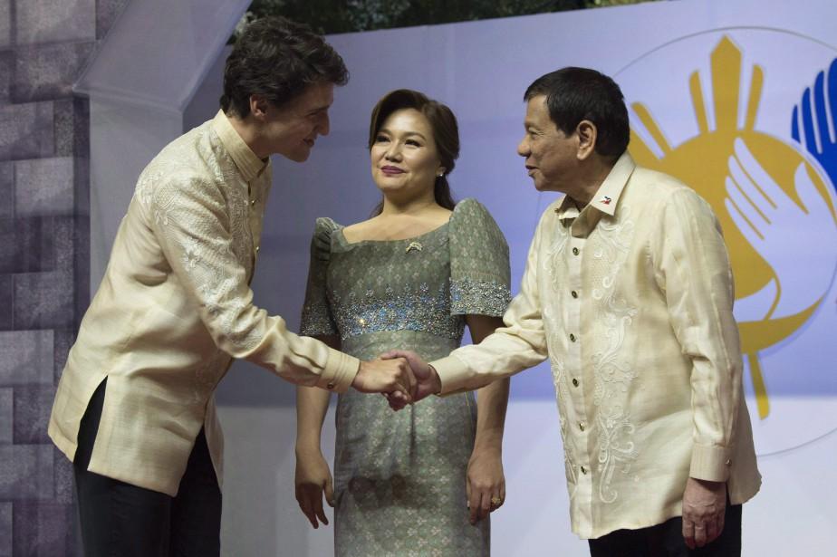 Rencontre philippine