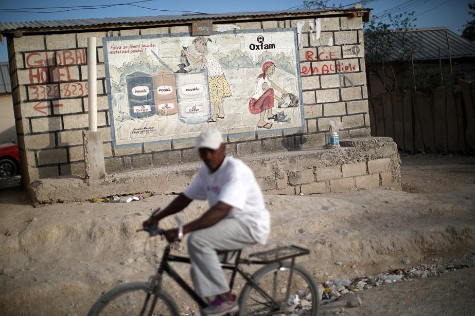 Selon un rapport interne, sept employés d'Oxfam en... (ARCHIVES REUTERS)