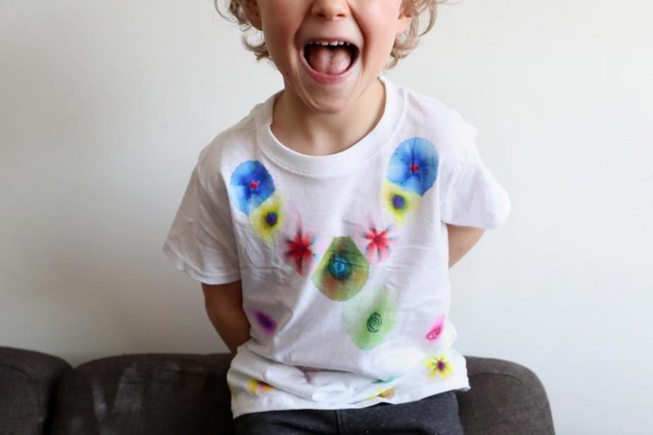 Bricolages pour enfants.... (Photo Robert Skinner, La Presse)