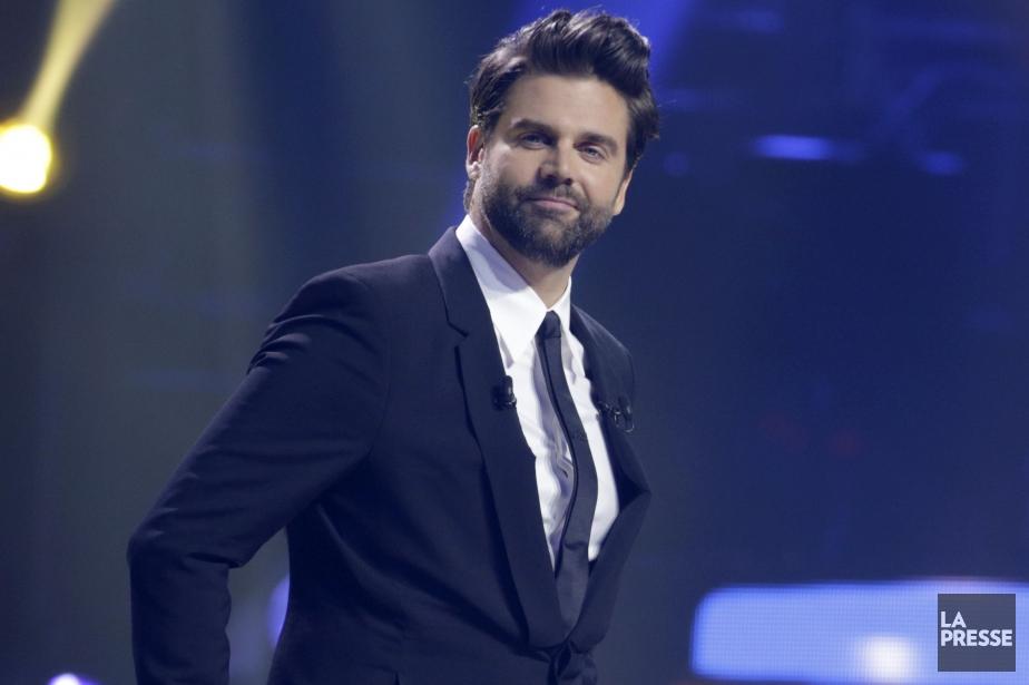 Jean-Philippe Wauthier lors du gala des prix Gémeaux,... (PHOTO FRANÇOIS ROY, LA PRESSE)