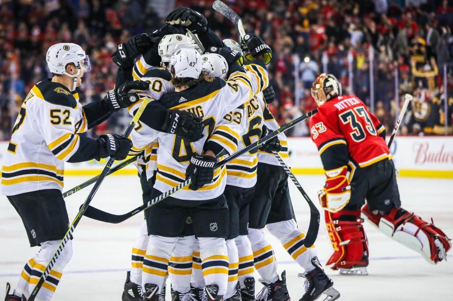 Les Bruins avaient perdu leurs trois derniers matches... (USA TODAY Sports)