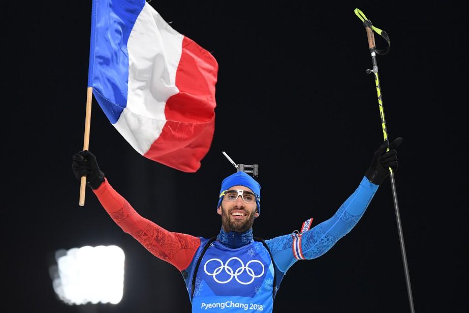 L'histoire de Martin Fourcade n'est peut-être pas terminée:... (Photo Franck Fife, Agence France-Presse)