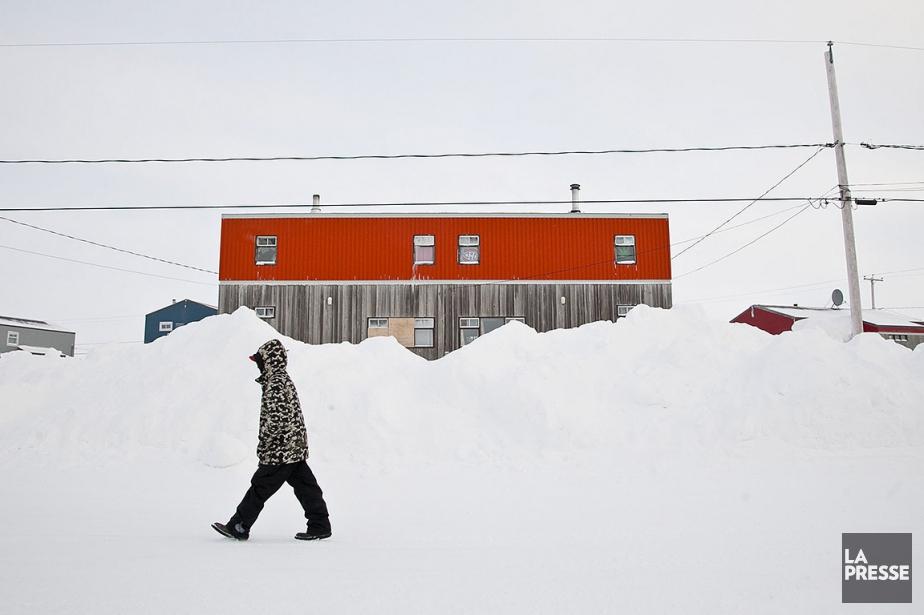 Un résidant du Nunavik a environ 200 fois... (Hugo-Sébastien Aubert, archives La Presse)