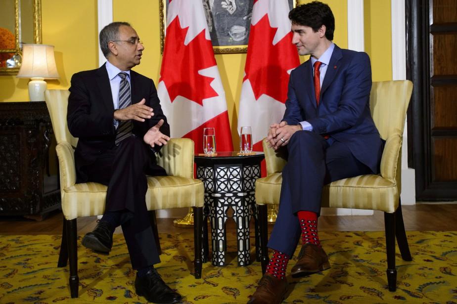 Le patron de la firme de technologies de... (THE CANADIAN PRESS)