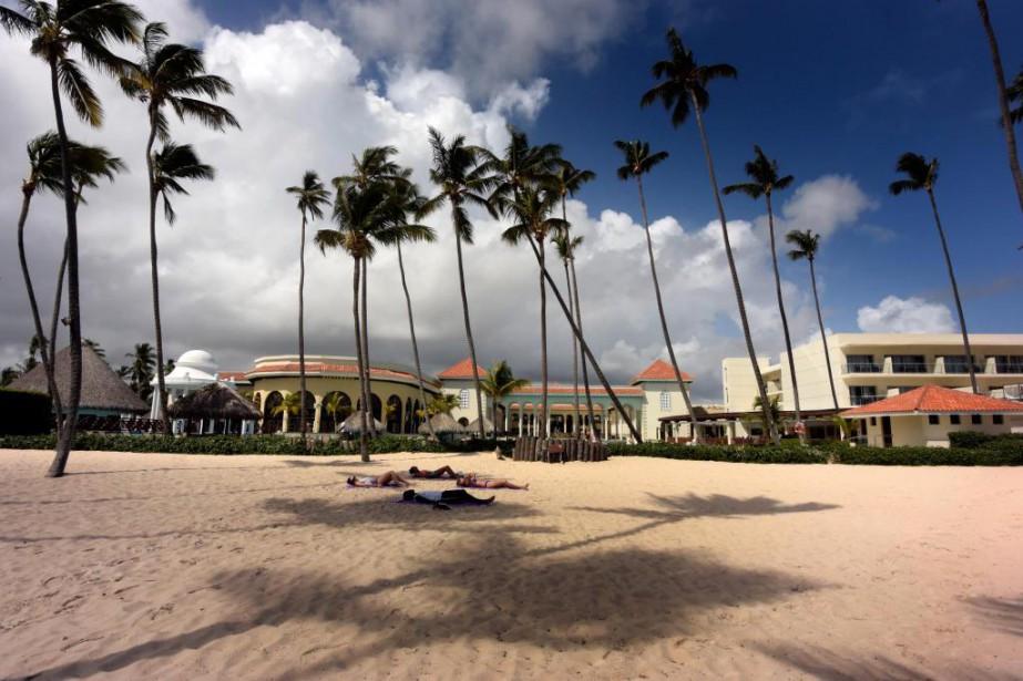 Punta Cana, enRépublique dominicaine... (Photo Bernard Brault, Archives La Presse)
