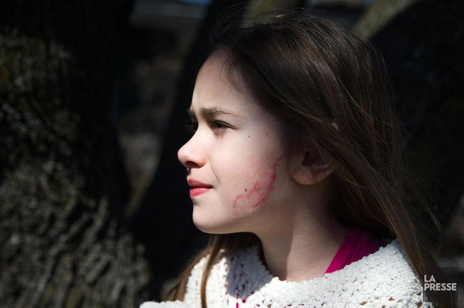 Vanessa Biron a subi de graves blessures lorsqu'un... (Photo MARTIN TREMBLAY, ARCHIVES LA PRESSE)