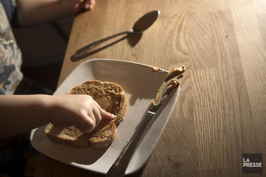 Des millions d'enfants souffrent d'une allergie aux arachides,... (Ivanoh Demers, archives La Presse)
