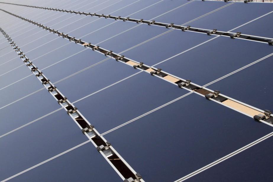 Silfab Solar, de Mississauga, Heliene, de Sault Ste.... (PHOTO ARCHIVES AP)