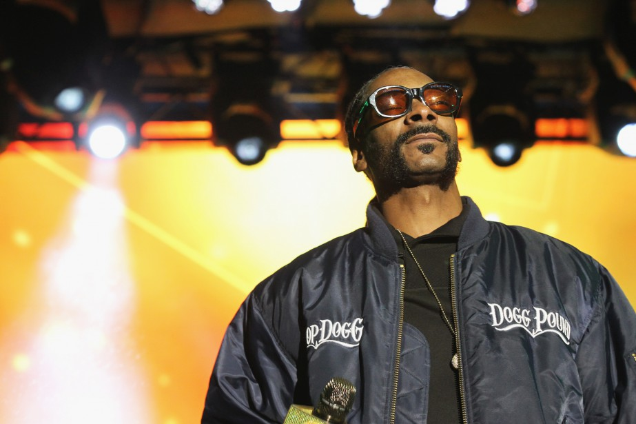 Snoop Dog... (AFP)