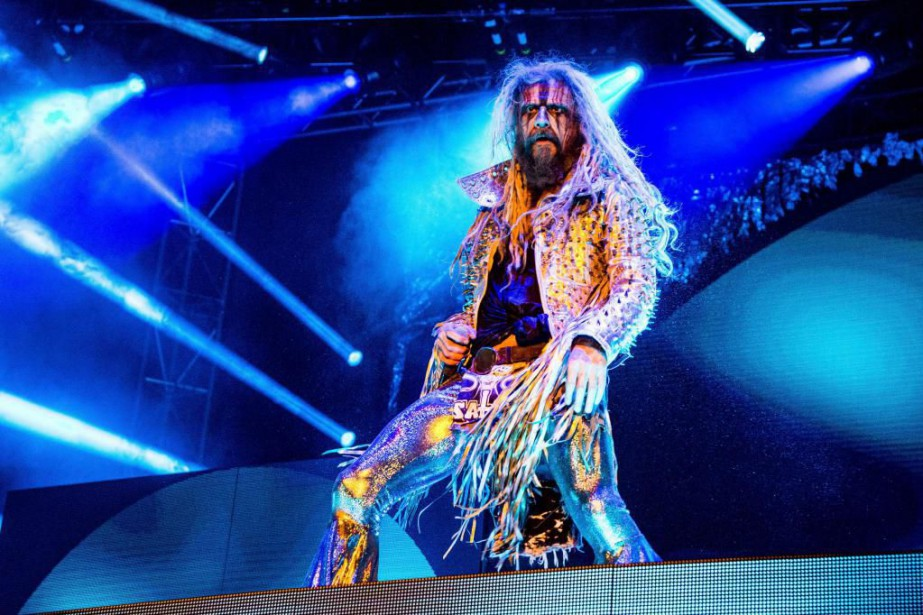 Rob Zombie... (PHOTO Amy Harris, archives Invision/AP)