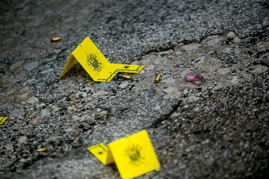 Plus de 60% des armes nouvellement acquises utilisées... (Photo Sam Hodgson, archives New York Times)