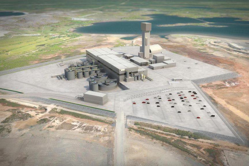 Le projet Horne 5 ambitionne d'exploiter 80 millions... (ILLUSTRATION FOURNIE PAR RESSOURCES FALCO)