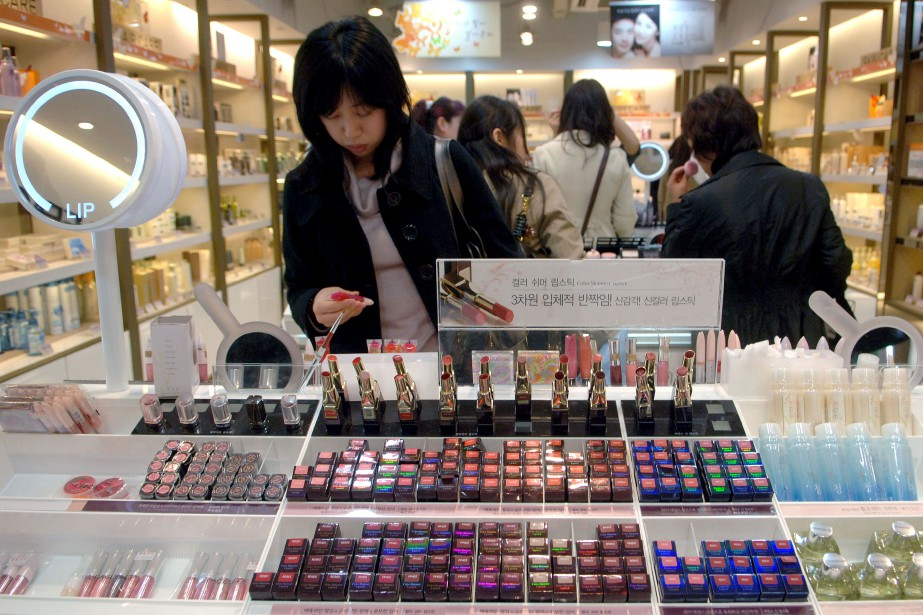 Les Sud-Coréens excellent dans l'art de marier des... (Photo Seokyong Lee, archives BLOOMBERG NEWS)