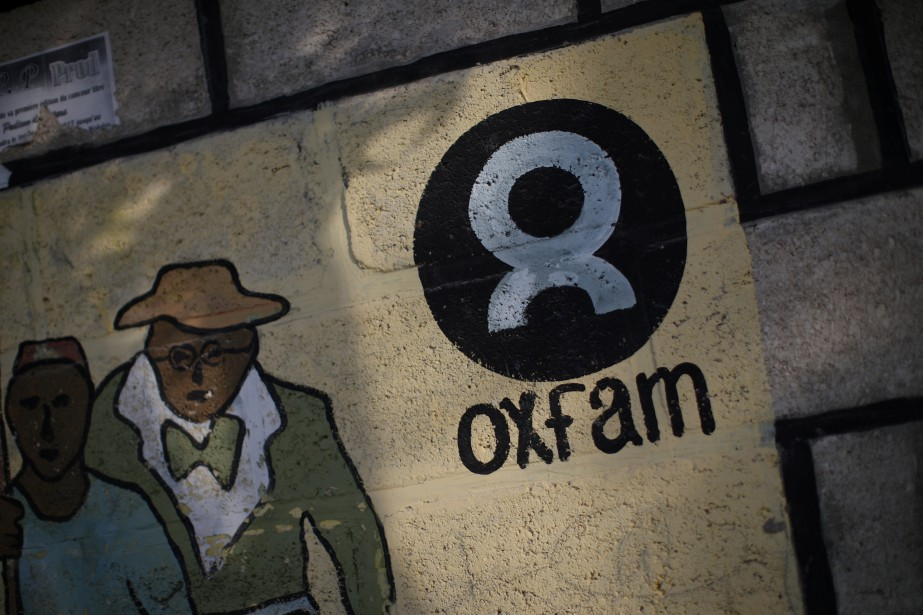 Sept employés d'Oxfam en Haïti avaient quitté l'ONG... (PHOTO ARCHIVES REUTERS)